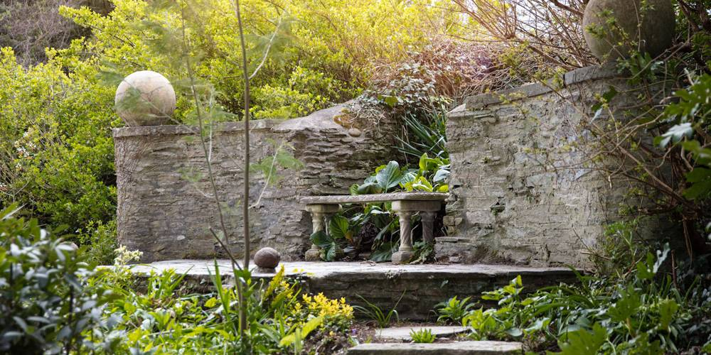 Architects Cornwall Country house and gardens
