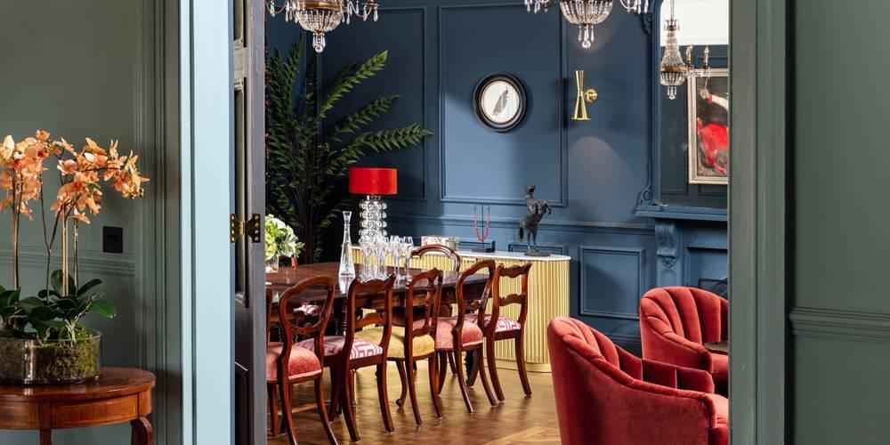 Formal Dining Room detail