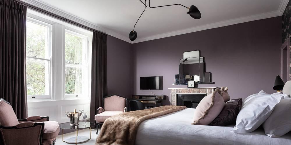 Guest Bedroom interior