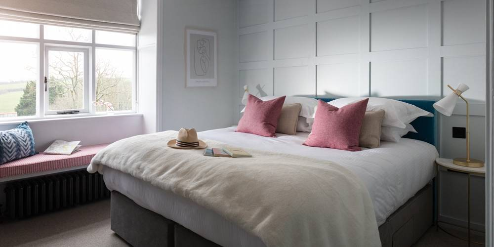 Guest Bedroom panelling