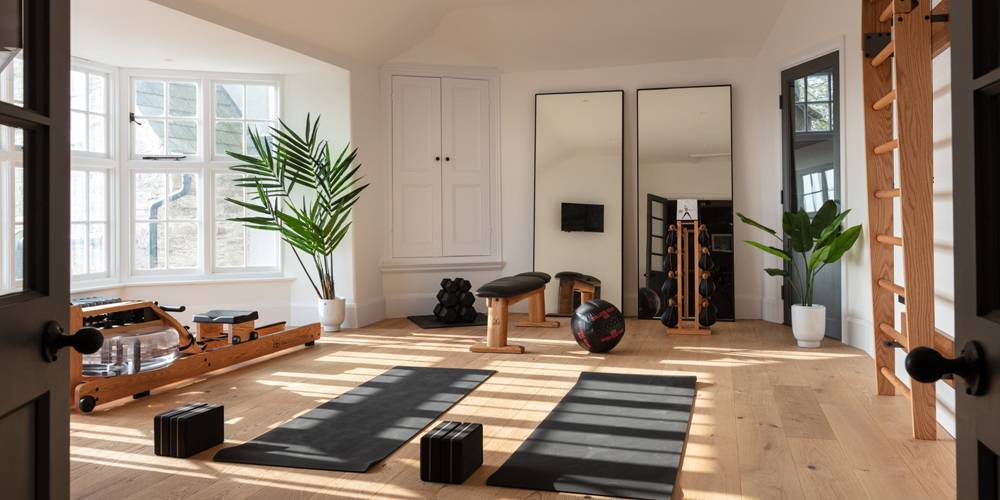Gym and wellness suite