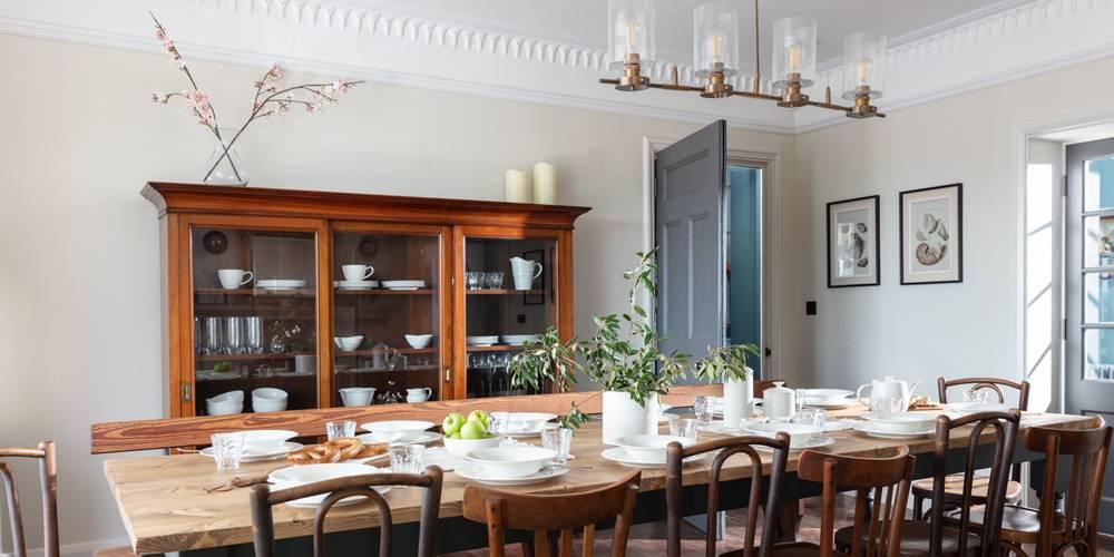 Informal Dining table