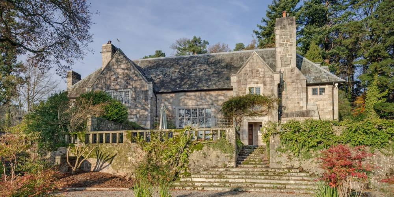 Dartmoor Manor House remodel and refurbishment interior design