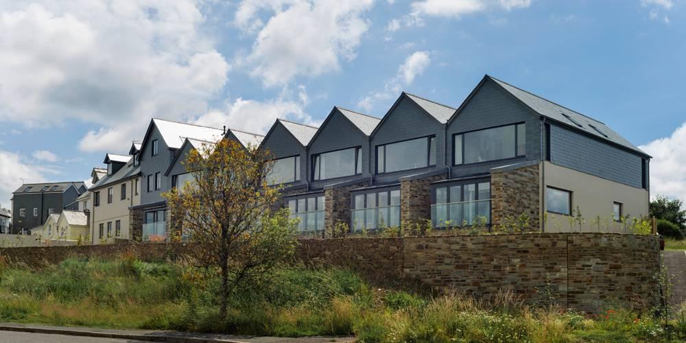 Devon architects Dartmoor housing design