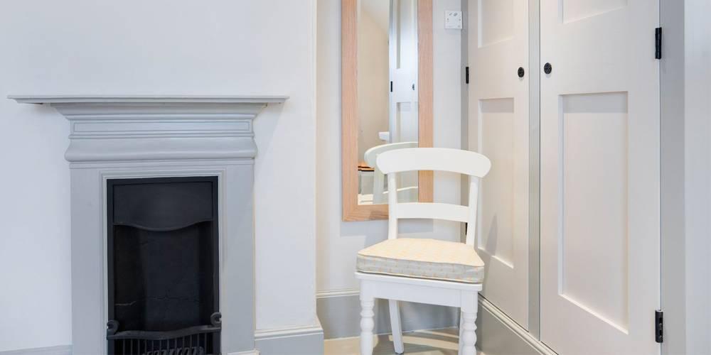Architects in Devon National Trust Holiday Cottage Interior Design