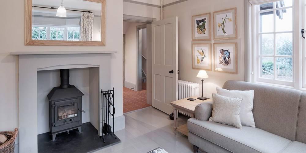 Interior Design Devon Holiday Cottage