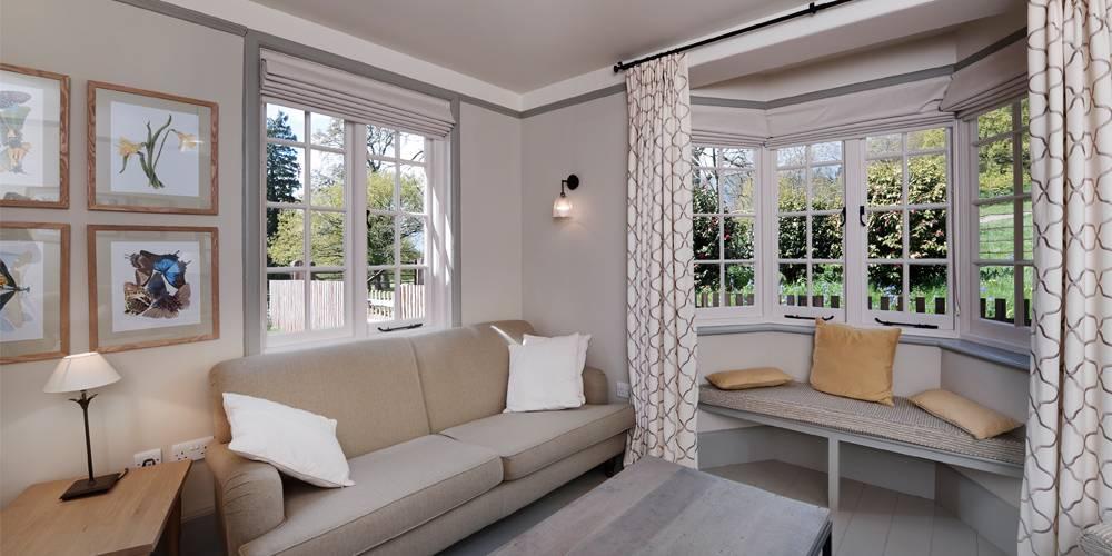 Interior Design Devon Listed National Trust Holiday Cottage