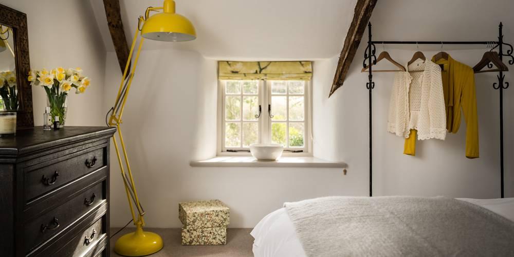 Devon Architects Unique Homestays Bedroom