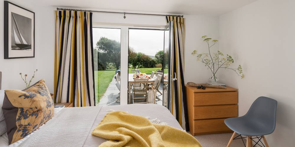 Architects South Hams Bedroom View