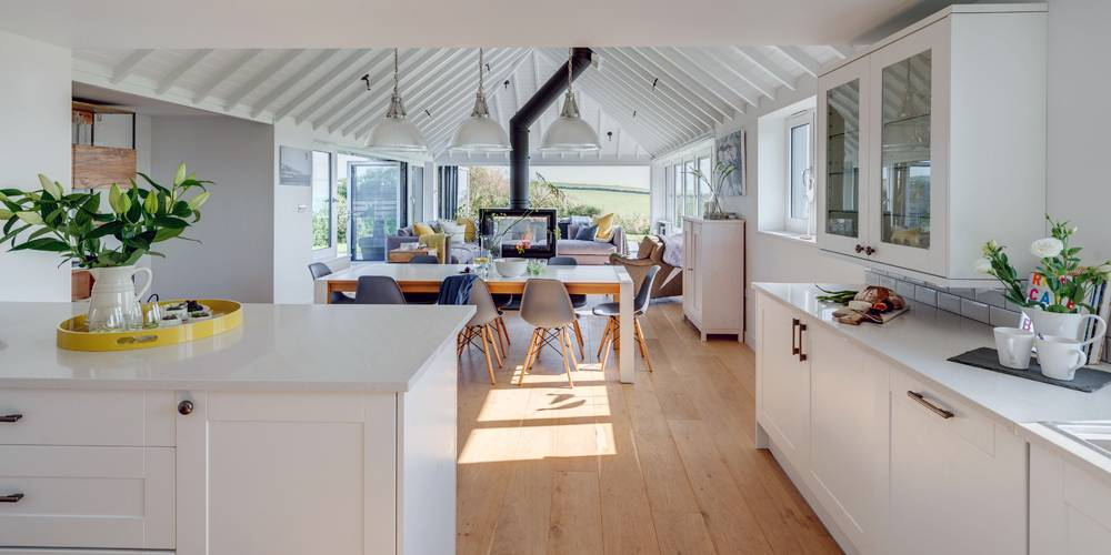 Devon Holiday Home Bungalow Remodel