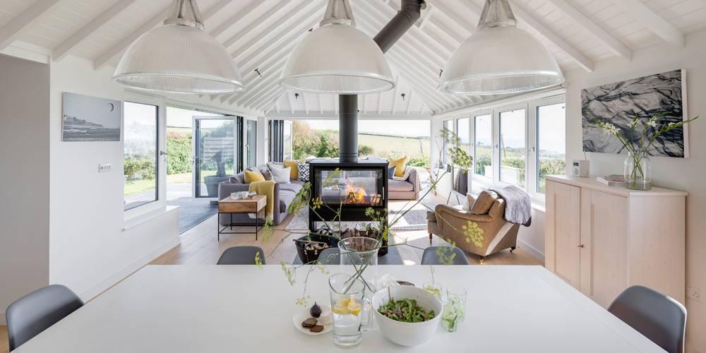 Devon Holiday Home Interior