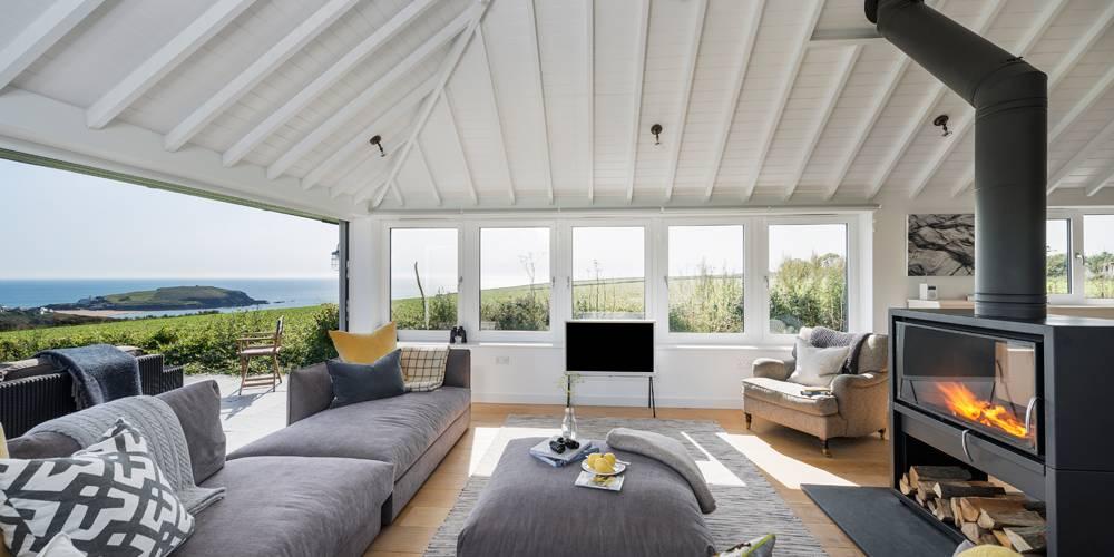 Devon architect coastal home