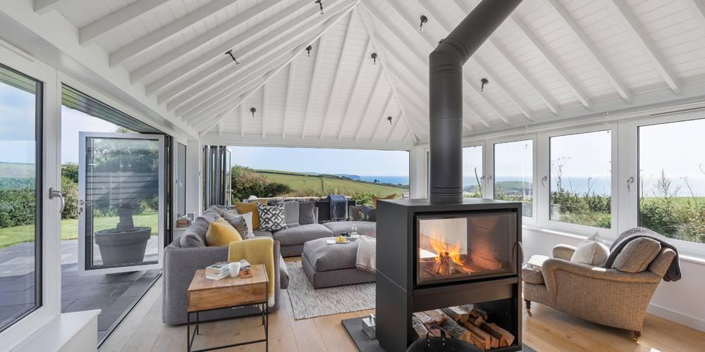 Interior Design Holiday Home Devon
