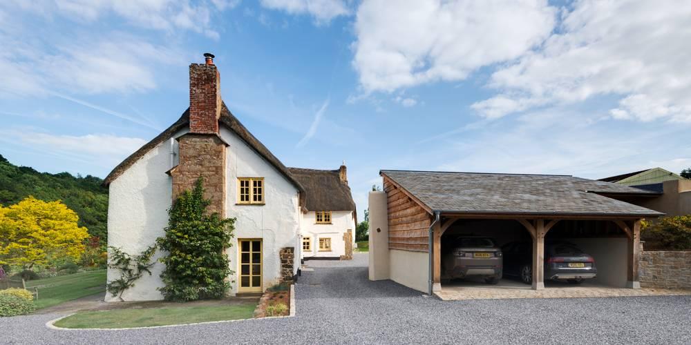 Devon Architects Dartmoor Kitchen Extension