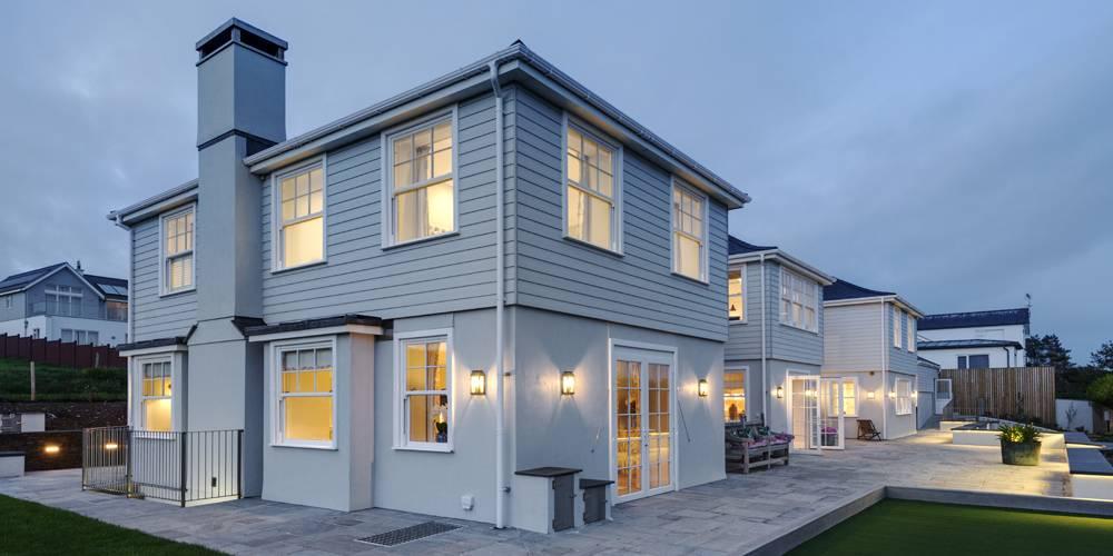 Architects Devon Hamptons style