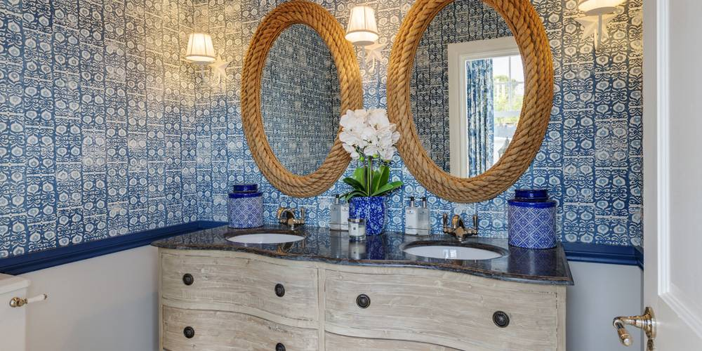 Architects Devon Interior design Hamptons style home