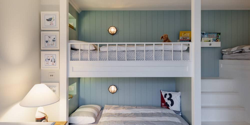 Architects Devon bunk bed coastal design