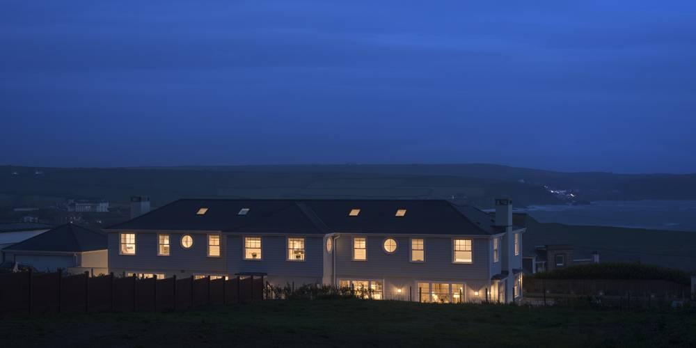 Architects Devon coastal home Thurlestone