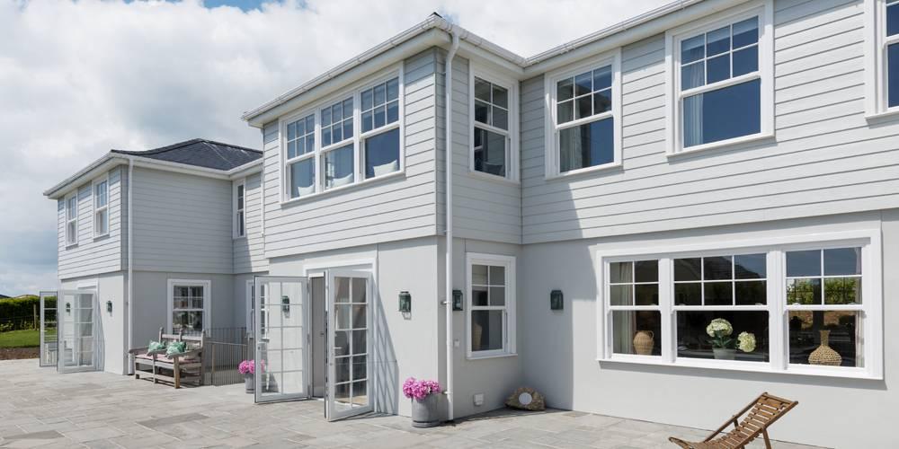 Interior design Devon Hamptons style coastal living