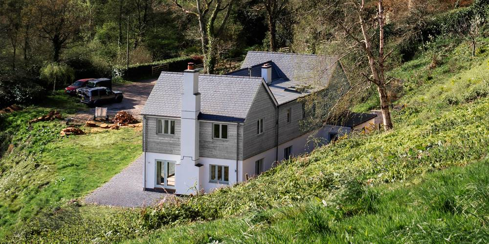 Country house Devon architects