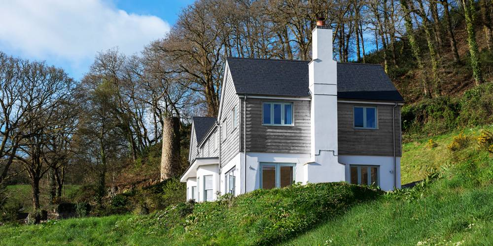 Devon architects Exeter country house