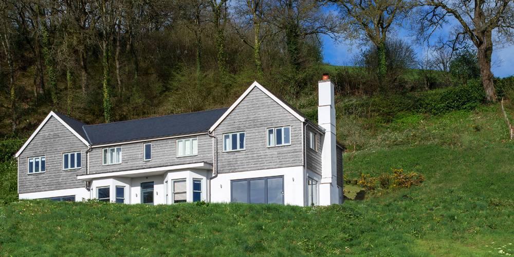 Devon architects new home Exeter
